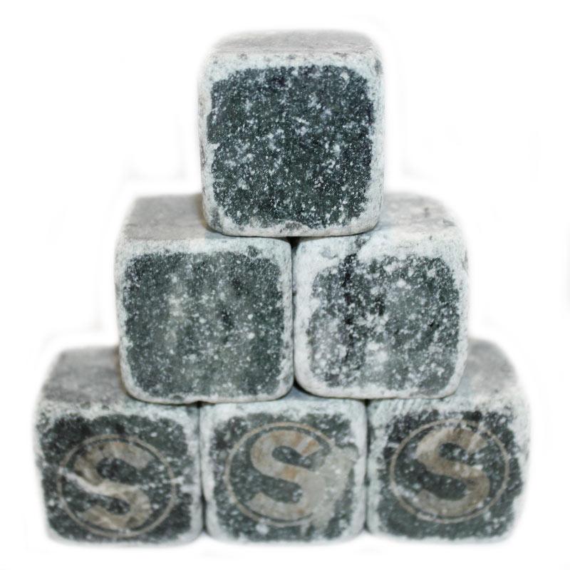 10x Coolstones (3×3 Cm)