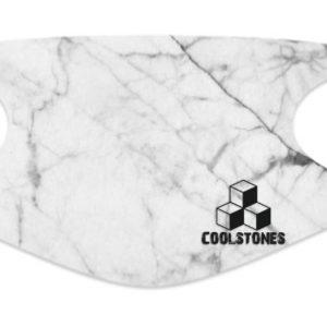 Coolstones-Maske + 3 Coolstones (2×2 Cm)